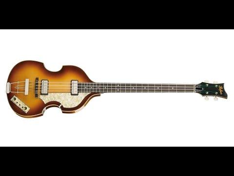 """Höfner """"Mersey"""" 500/1 Violin Bass"""