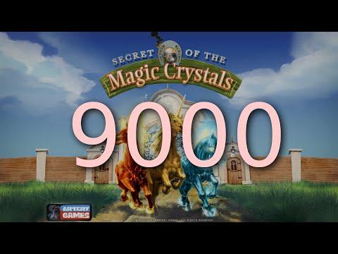 9000 subbaajan spessu - Secret of Magic Crystals