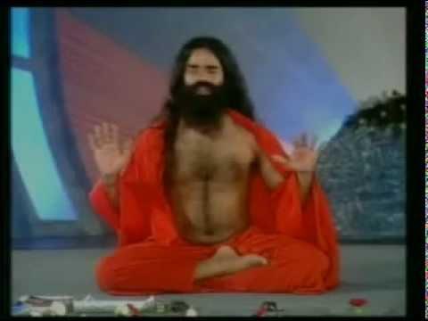 Swami Ramdev Seven Pranayama Breathing Techniques Procedure