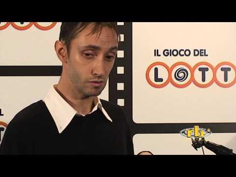 Francesco Formichetti, vincitore di Nove Giorni di Grandi Interpretazioni 2012