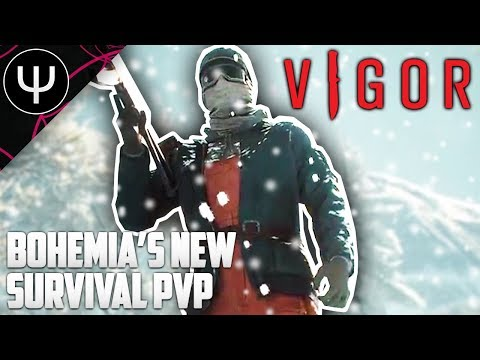 Vigor — First Look — Bohemia's NEW Survival PvP Gameplay!