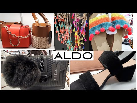 ALDO LADIES ACCESSORIES | BAGS | SHOES | JUNE 2019