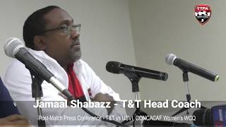 Shabazz's Post Match Reactions after 10-0 win ovr USVI in Concacaf Qualifier