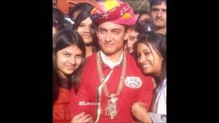 Peekay Film Firstlook - Aamir Khan