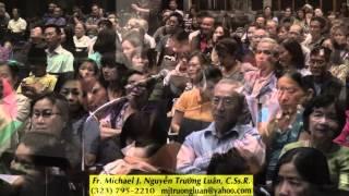 Tập Hát : Tình Yêu Tuyệt Vời -Lời Việt: +Fr. MJ Nguyễn Trường Luân, 16-10-13.