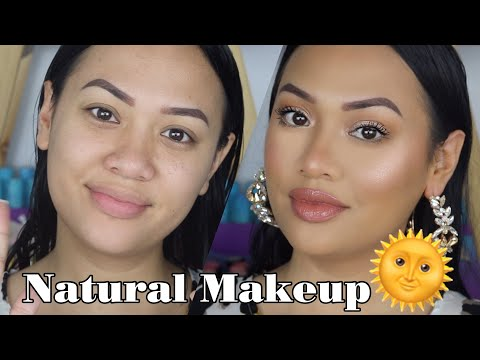 Great skin = Great Makeup | Natural Makeup Tutorial WATCH IN HD! | JACKSSANCHEZTV thumbnail