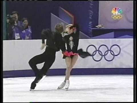 Bourne & Kraatz (CAN) - 2002 Salt Lake City, Ice Dancing, Original Dance