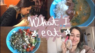 WHAT I EAT IN A WEEK (da vegetariana) ✨ Shanti Lives