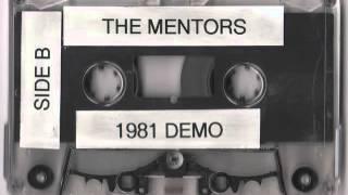 The Mentors: Peeping Tom (1981 Demo Version)