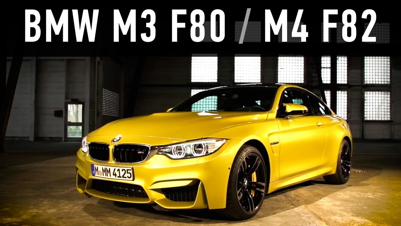 BMW M3 F80 / M4 F82. История 5-го поколения M3.