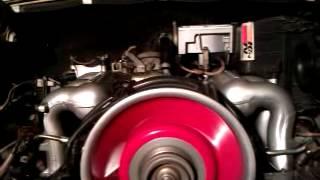 Moteur PORSCHE 911 - 3.2