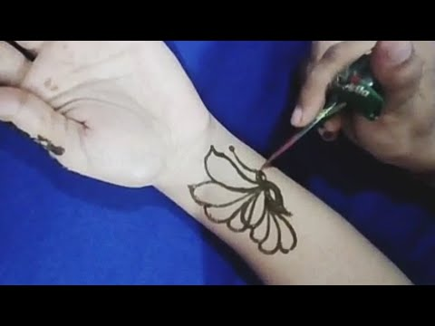 Tattoos For Girls Hand Butterfly