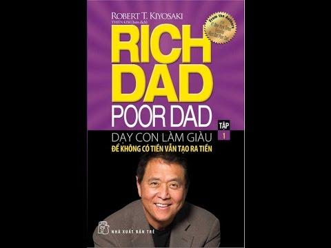 Cha giàu, cha nghèo (Dạy con làm giàu tập 1)