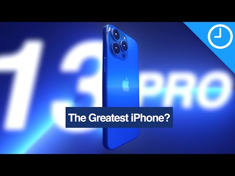 iPhone 13 Pro & Pro Max Review: The Ultimate iPhones?!