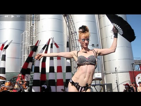 Lagunitas Beer Circus, with the Vau de Vire Society