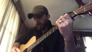 """Home""cover by:Elton Ray/written by:Alan Jackson"