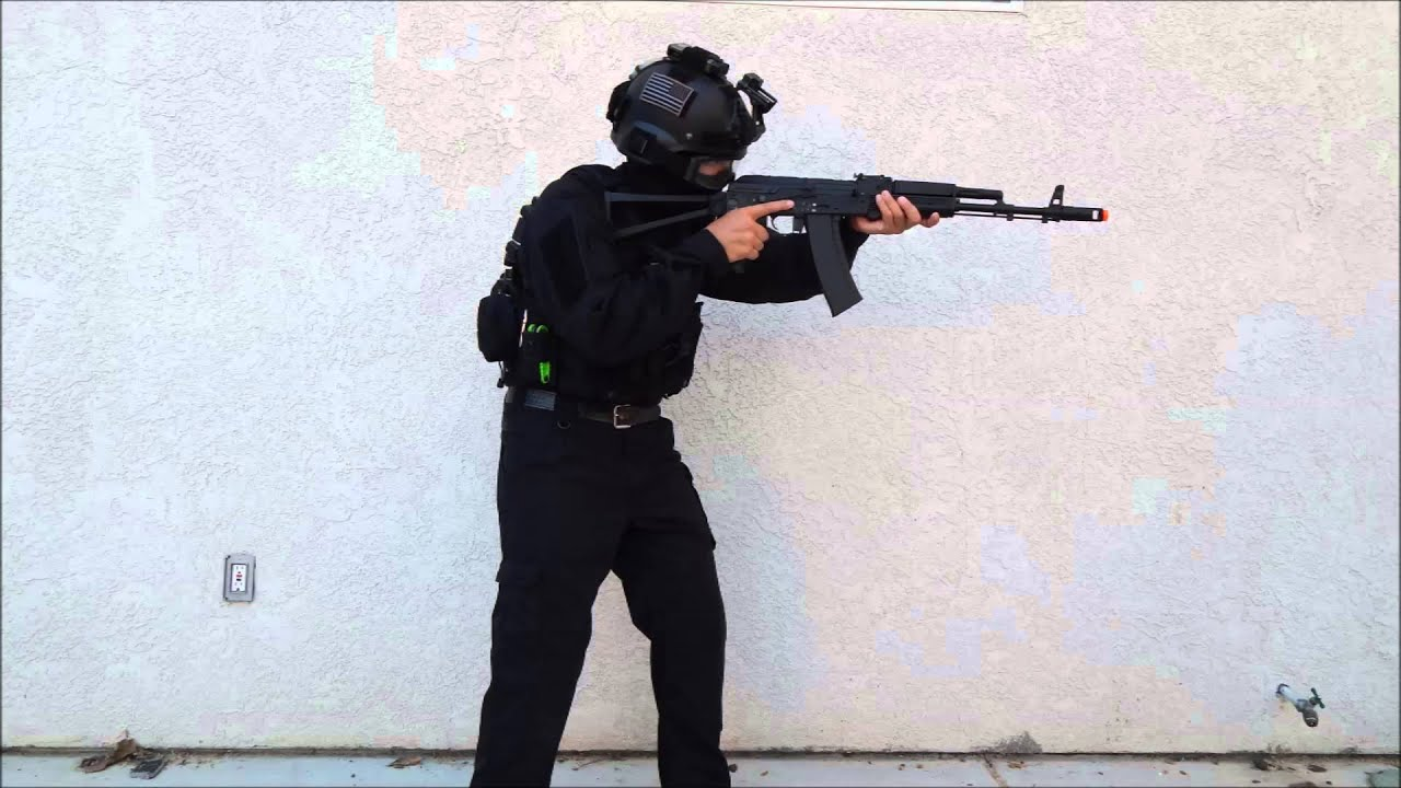 Airsoftcamo bien Complete Gearbox Set for SIG 552 AEG Front Line