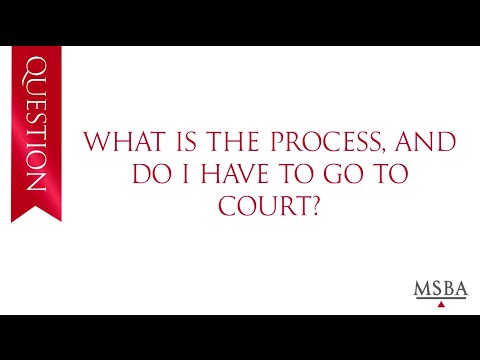 MN Find a Lawyer: What is the process with a PI case and do I have to go to court?