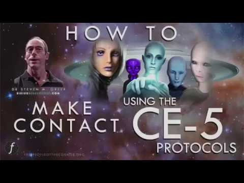 Dr. Steven Greer Interview August 2017 #Part 17 - How to Make Contacts with ETs [MUST SEE]