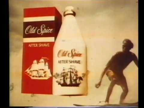 Image result for old spice advert surfer