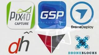 6 planificateurs de missions pour drones