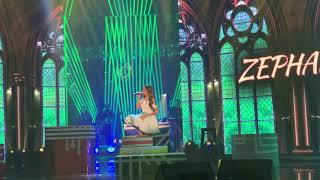 """[13Dec2020] OFFCAM: Zephanie Belts Out Chandelier"""" by Sia on Sunday Noontime Live - UVS"""
