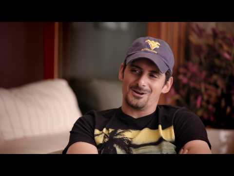 See Brad Paisley Talk West Virginia Pride on Chad Smith PBS Series