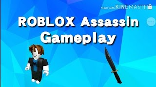 Assassins Creed In Roblox?!?! || ROBLOX (Assassin) #1 (Part 1) EnriqueH12