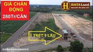 Đất Bà Rịa Vũng Tàu & Nhà Phố 280Triệu/Căn - Dự án Dona Beach 5