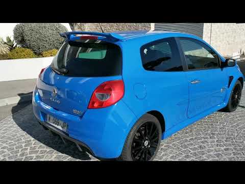 Monster Garage 83 Clio Rs Dynamo Youtube