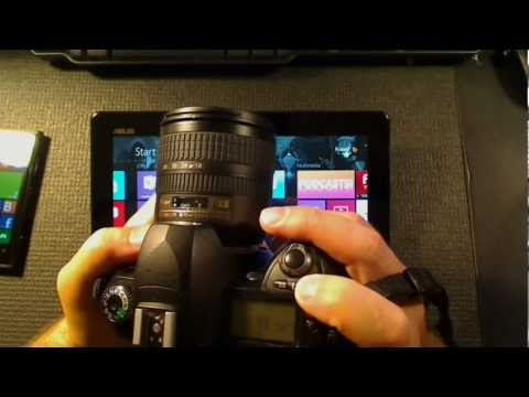 Lumia 920 Phone vs Tablet vs SLR camera comparison