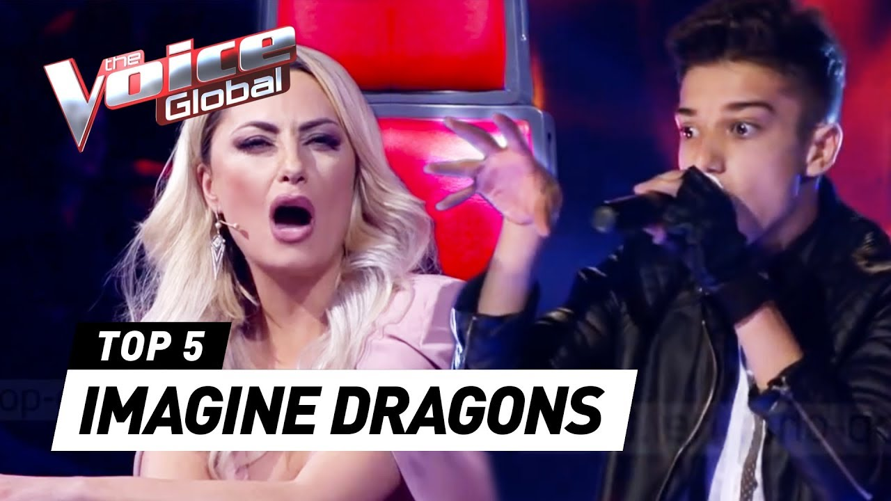 BEST IMAGINE DRAGONS covers in The Voice Kids