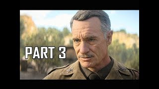 CALL OF DUTY WW2 Walkthrough Part 3 - S.O.E. (Campaign Story Let's Play Commentary)