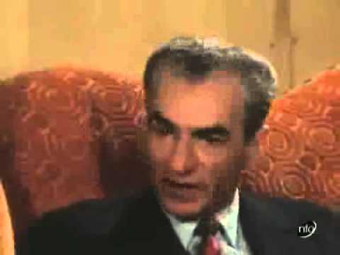 Mohammad Reza Shah Pahlavi Warns the West (Britain) of its Economic demise as Iran's growth...