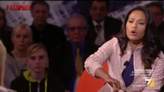 Scontro Giorgia Meloni vs Rula Jebreal: