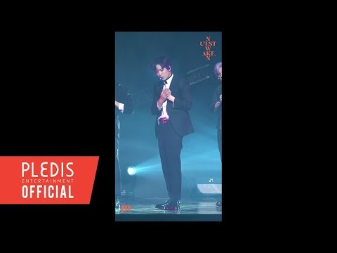 NU'EST W(뉴이스트W) - 'HELP ME' (JR CAM) @SHOWCASE