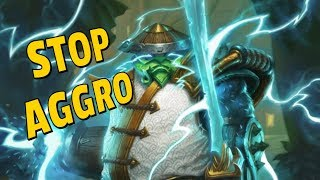 How to Stop Aggro Decks in Hearthstone
