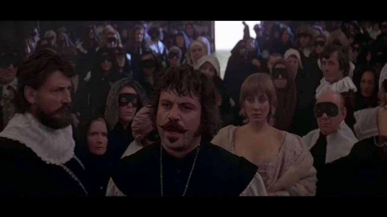 "The Devils (1971) Oliver Reed ""Satan's Boy I Could Never"