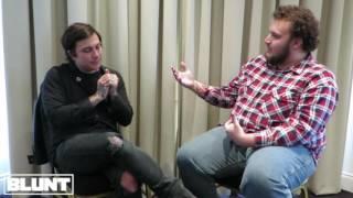 BLUNT TV: Frank Iero Talks Tattoos; Fan Questions