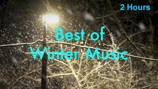 Winter Music: 2 HOURS of Winter Music Instrumental and Winter Music Mix