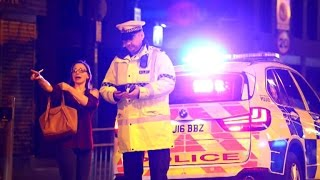 Police treating Manchester Arena explosion as possible terror attack