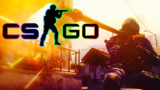 CS:GO - The Fall and Rise of Deluxe 4! (Counter Strike: Funny Moments and Fails!)