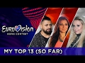 EUROVISION 2017 | TOP 13 - FROM AUSTRALIA (so far)