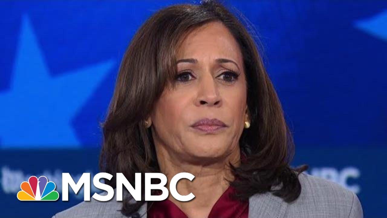 Sen. Kamala Harris: We Have A Criminal Living In The White House | MSNBC