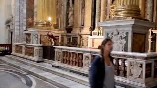 Китайская капелла в Латеранской Базилике (Рим)