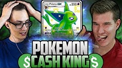 Wer verliert SEINE Shiny Karte? 😱 POKÉMON Verborgenes Schicksal Cash King