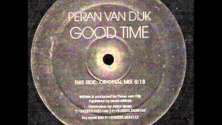 Peran Van Dijk - Good Time (Cream Team Remix) 2001