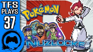 Pokemon Silver NUZLOCKE Part 37 - TFS Plays - TFS Gaming
