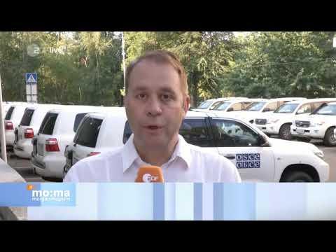 ZDF: Без поддержки России, война на Донбассе давно бы закончилась.
