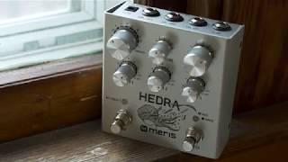 Meris - Hedra | 3-Voice Rhythmic Pitch Shifter (Stereo)